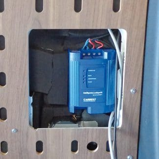 Ladegerät von 230 Volt Außenst. an 2te Batterie