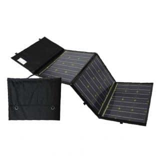 Solaranlage mobil 110 Watt von solarswiss