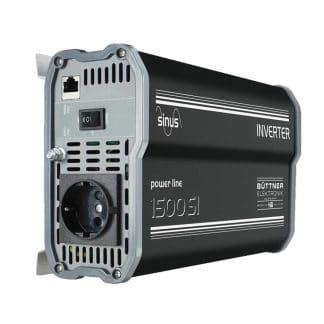 Wechselrichter Büttner 1500 Watt