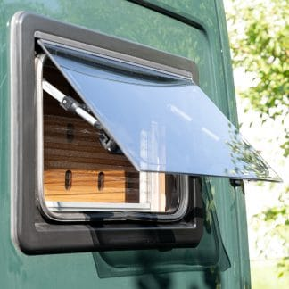 Heckfenster Ranger 500 x 350