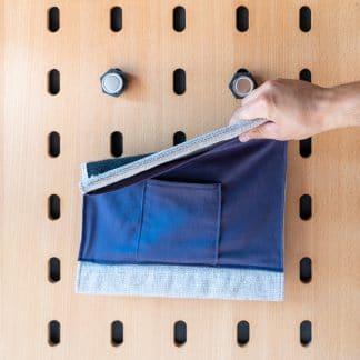 Staufach Stoff Magnet Quadrat