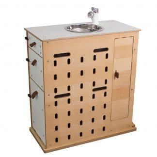 Küchen-Modul 3 mit Drehsystem