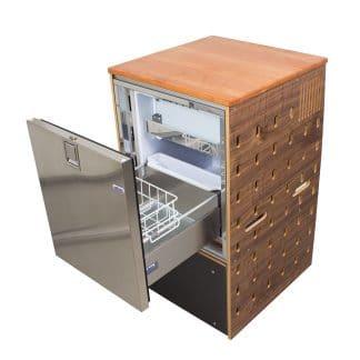 Kompressor Kühlschubladen Modul 65 Liter