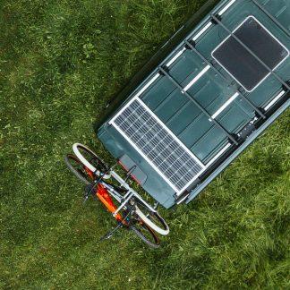 Zusätzliches Solarfeld 110 Watt